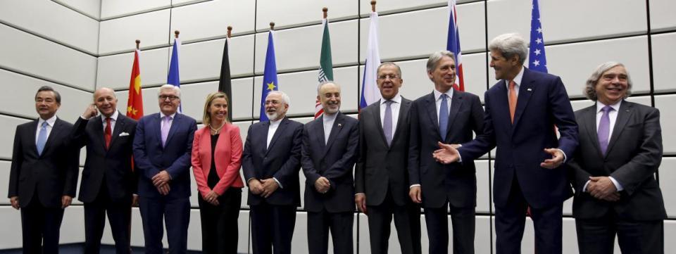 Iran ue impuissant face à washington