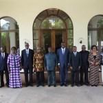 Côte d'Ivoire Gbagbo et Bédié
