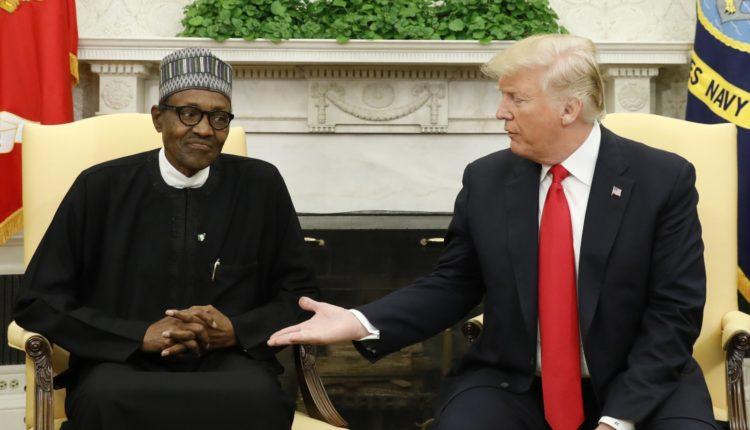 restriction de visas à des nigérians