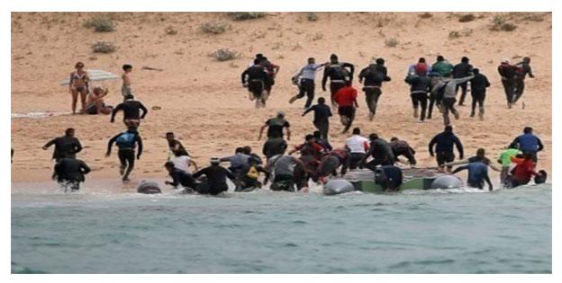 5 jeunes sénégalais d'une même famille meurent entre le Maroc et l'Espagne