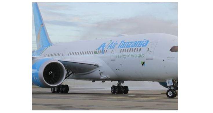 Le gouvernement sud-africain s'empare d'un avion appartenant à Air Tanzania