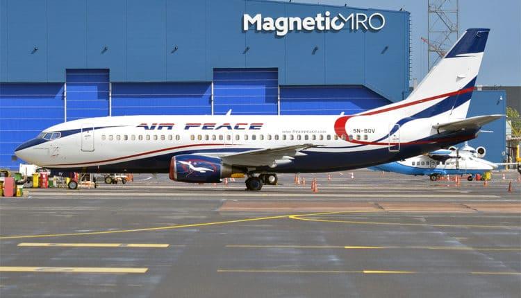 L'Afrique du sud refuse le permis d'atterrissage à Air Peace et bloque l'évacuation des Nigérians