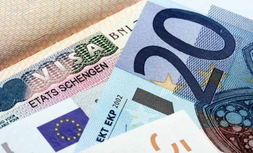Visa Schengen De nouvelles règles introduites à partir de février 2020