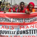 Guinée «marche de l'ultimatum» contre un éventuel 3e mandat d'Alpha Condé