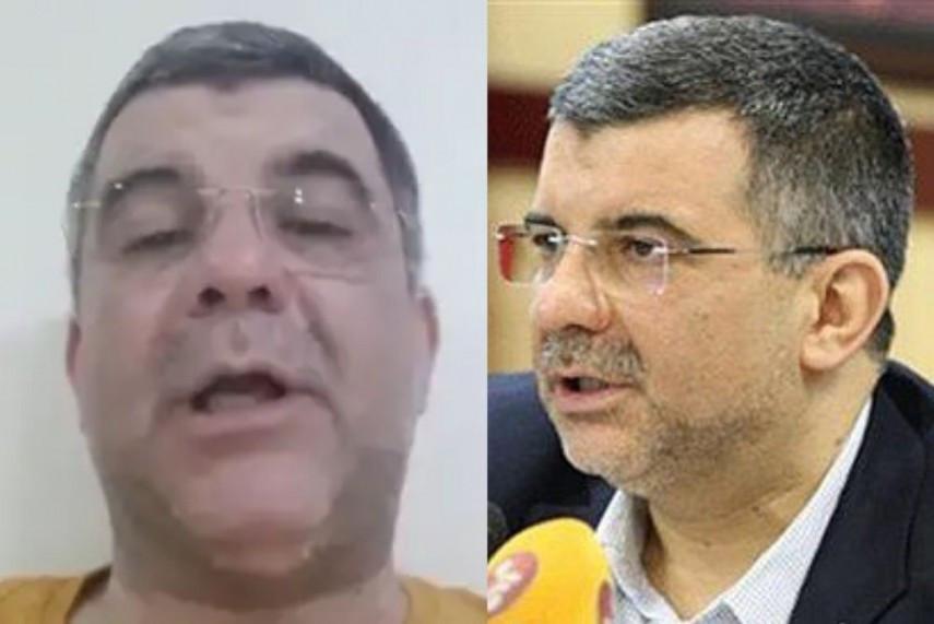 Le vice-ministre iranien de la Santé Iraj Harirchi est testé positif au coronavirus