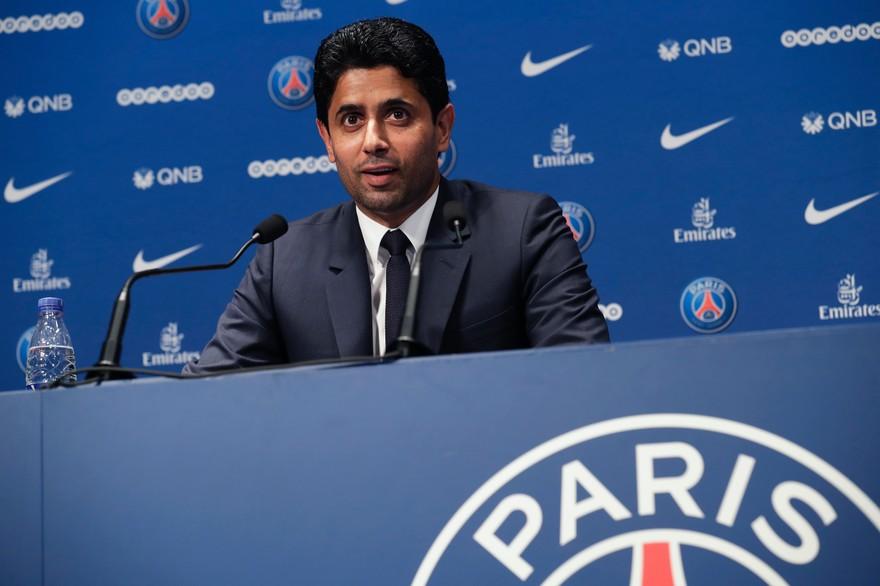 Urgent PSG le président du club Nasser Al-Khelaïfi et l'ex numero 2 de la FIFA inculpés pour corruption