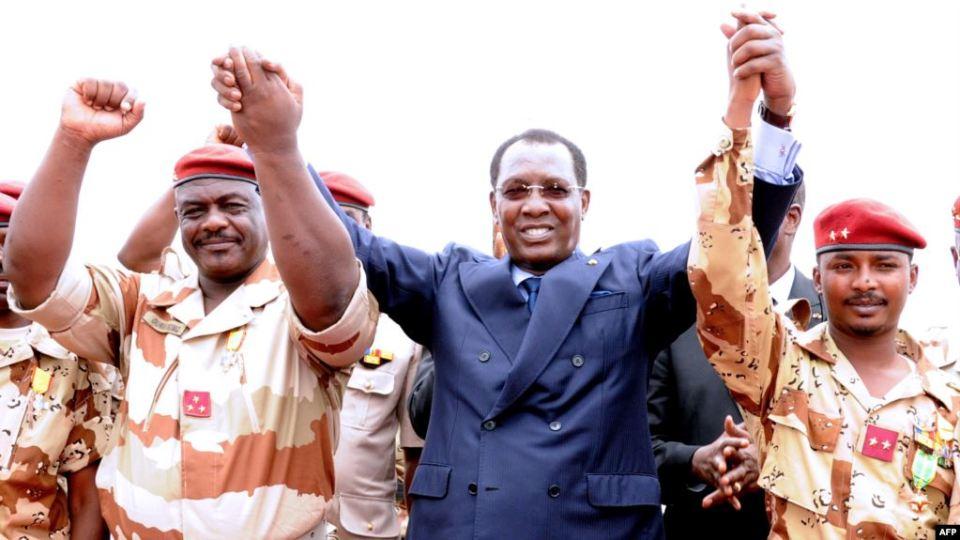 """Le président tchadien Idriss Déby devient """"maréchal"""", comme Mobutu Sese Seko et Jean Bédel Bokassa"""