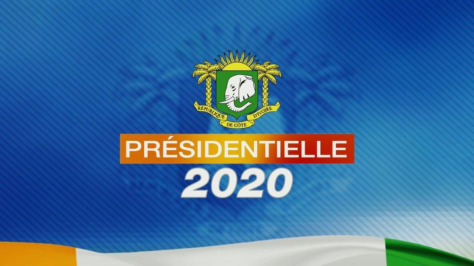 La commission Electorale Indépendance a commencé à donner les résultats des élections présidentielle qui se sont déroulée hier samedi 31 octobre sur la RTI .