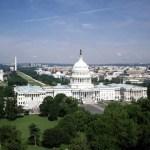 Reprise des travaux du Congrès Américain au Capitole.