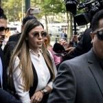 La femme d'El Chapo, Emma Coronel Aispuro arrêtée pour trafic de drogue