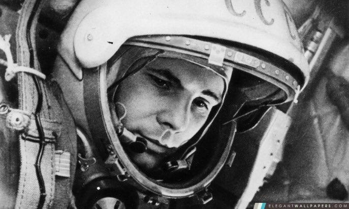12 avril 1961: Le cosmonaute soviétique Youri Gagarine devient le premier humain à aller dans l'espace