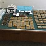 Tunisie: Démantèlement d'un réseau de trafic de stupéfiants (Photos)