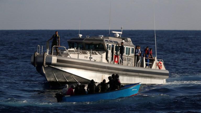 Tunisie: 262 migrants irréguliers sauvés au large de Sfax