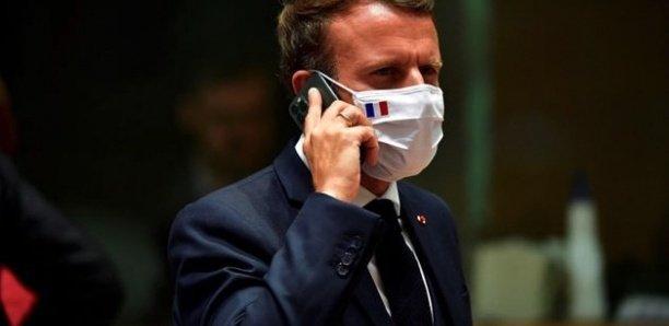Affaire logiciel d'espionnage Pegasus : Emmanuel Macron a changé de téléphone et de numéro