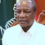 Guinée - Alpha Condé aux guinéens : « apprenons à être tolérants »