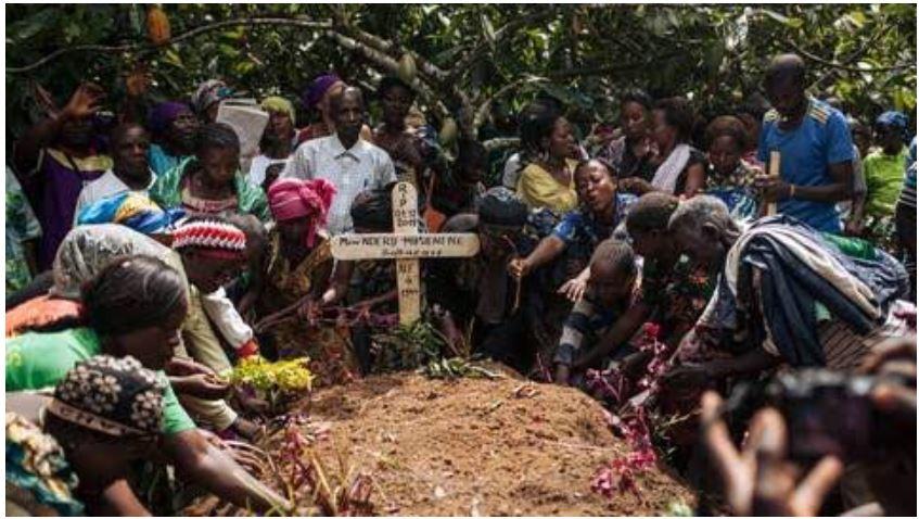 RDC : Une nouvelle attaque des ADF fait au moins 16 morts à Beni