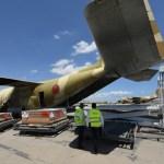 La Tunisie reçoit trois avions marocains chargés de matériels médicaux