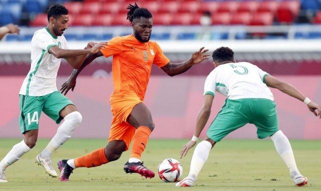 JO Tokyo - Duel d'outsiders du groupe D: La Côte d'Ivoire bat l'Arabie Saoudite