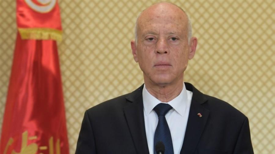 Urgent/Tunisie: Kais Saïed annonce le limogeage du premier ministre Hichem Mechichi