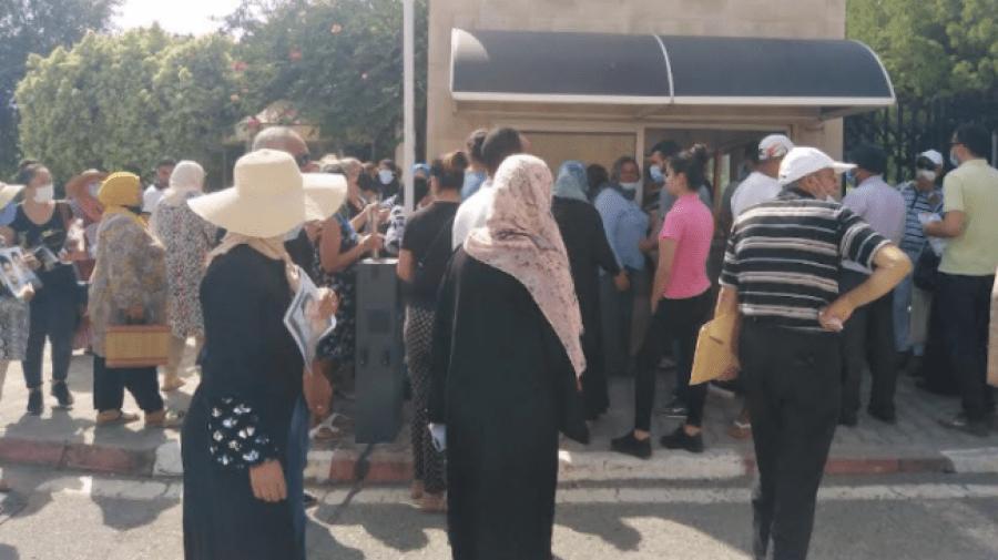 Tunisie: Sit-in des mères des migrants disparus depuis 2011, leurs enfants seraient détenus dans les centres d'accueil des migrants en Italie