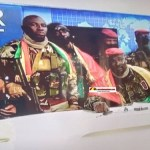 Guinée: Nouvelles mesures des putschistes: couvre-feu instauré à 20h, les présidents d'institutions et ministres convoqués à une réunion ce lundi à 11h
