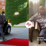 Guinée : Alpha Condé avait augmenté les salaires des fonctionnaires de la Présidence avant le coup d'Etat
