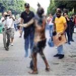 Tunisie: Un homme s'immole par le feu à l'avenue Habib Bourguiba (photo)