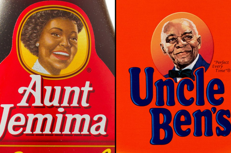 Aunt Jemima, Uncle Ben's, and the Story of American Slavery