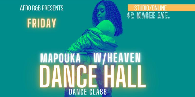 Afro R&B Dance Hall Class