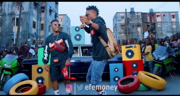 DOWNLOAD: Efe – Warri (Official Video) Ft Olamide (Dir By
