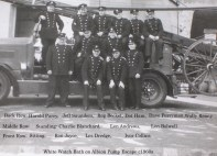 Firemen on Albion 1960s