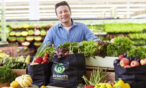 What do ASFA members think about the Jamie Oliver/Woolworths partnership?