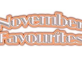 November Favourites