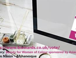 NGBIA FINALIST Best for Women of Colour