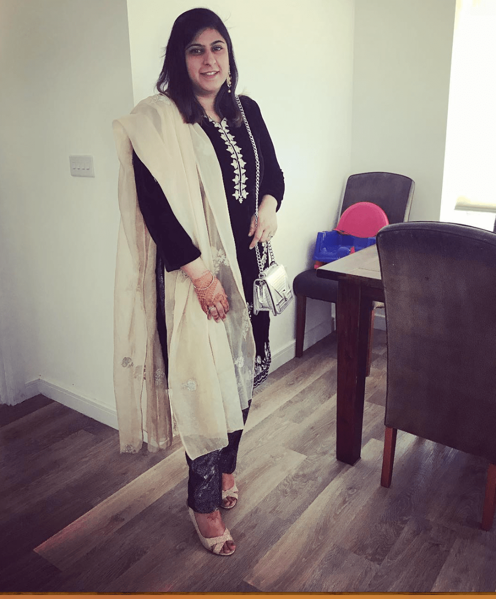 Eid outfit