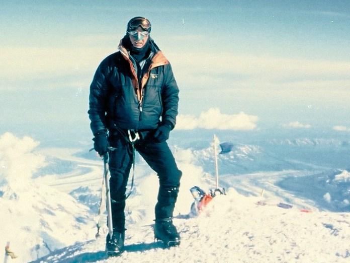 Alaska PJ Mount Denali