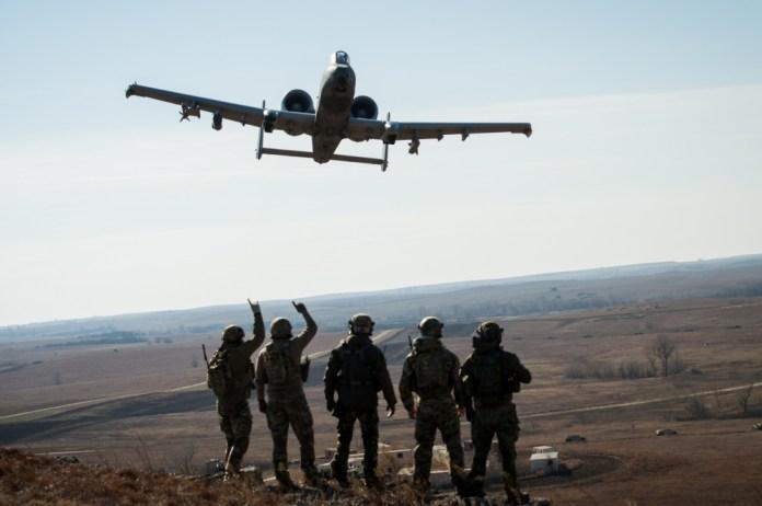 tactical air control party TACP