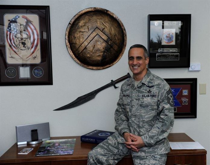 Air Force Pararescueman named new Senior Enlisted Advisor to JCS Chairman