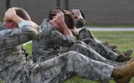 Special Warfare training