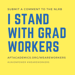 Stand with Grad Workers