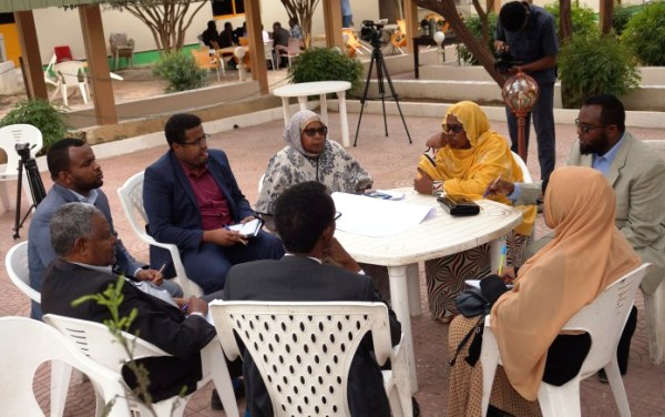SHIRKA QARAN EE DOORASHOOYINKA SOMALILAND