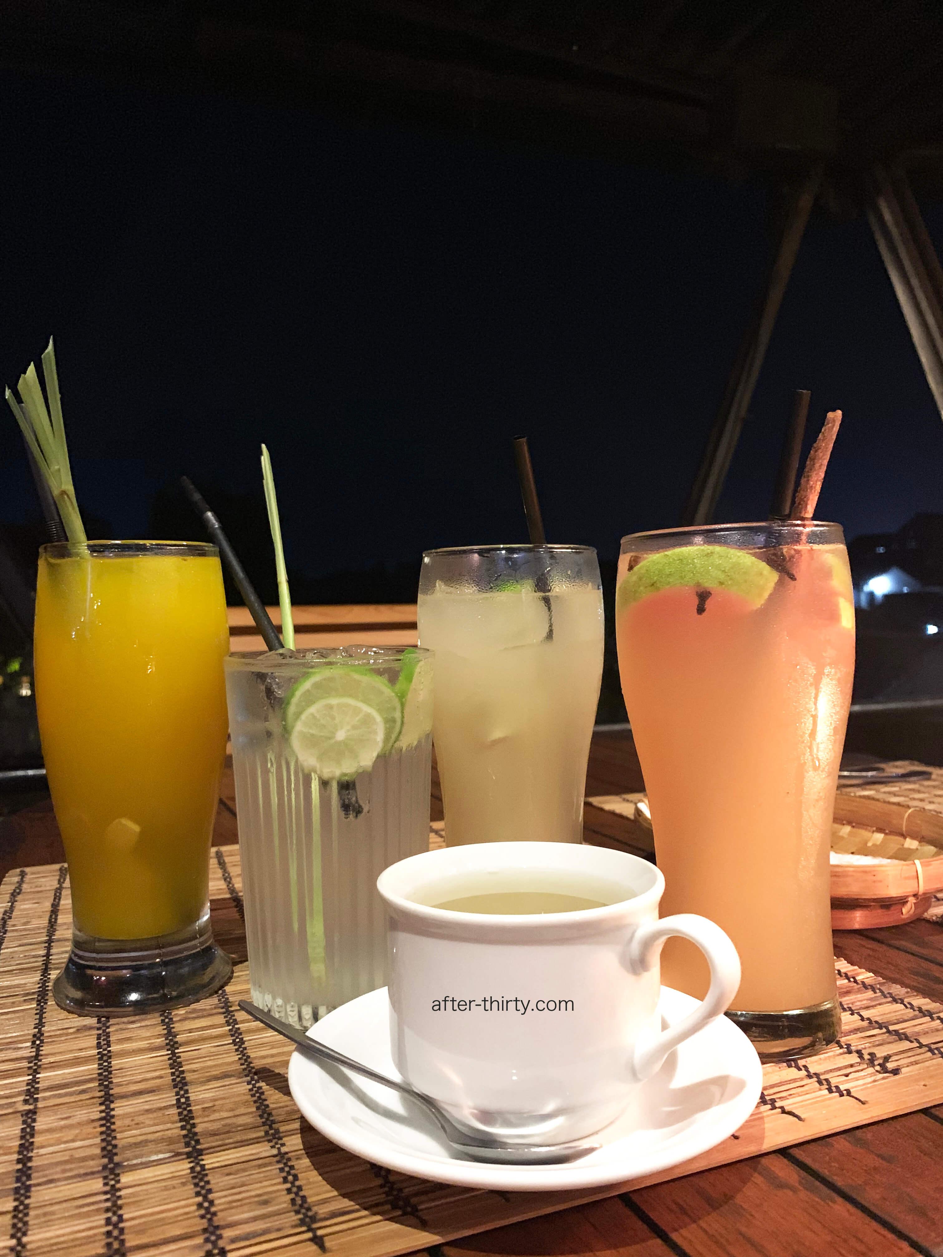 omah dhuwur restaurant
