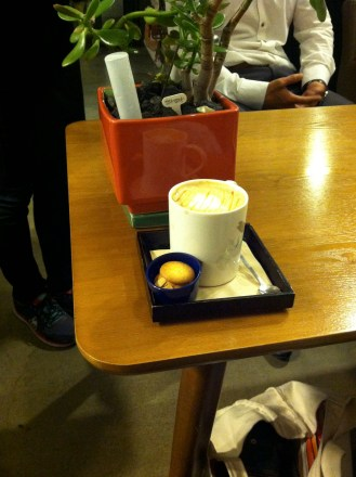 Cafe And & 앤, Yeongtong - coffee, beer and wine, legit food food menu