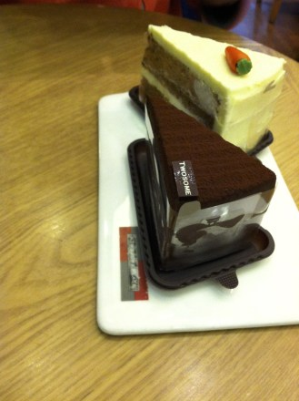 A Twosome Place - coffee, desserts, froyo