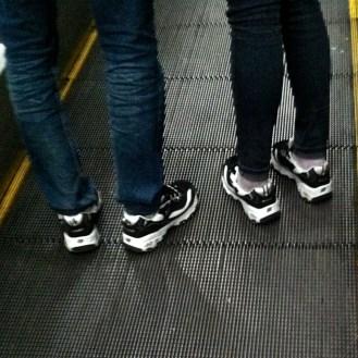 couple shoes.