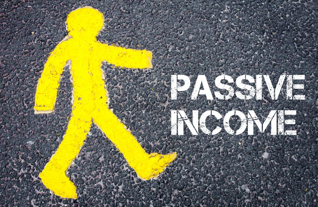 想退休 ?被動收入的定義