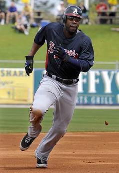 Braves right fielder Jason Heyward