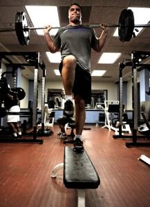 Ben Garland workout