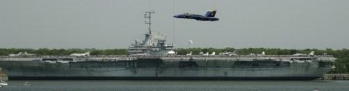 Yorktown carrier
