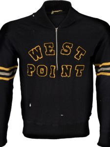 "Vince Lombardi's West Point ""coaching jacket"" went for more than $43,000 at auction Saturday night after being purchased for 58 cents at a North Carolina Goodwill outlet. (Heritage Auctions photo via the Citizen-Times)"